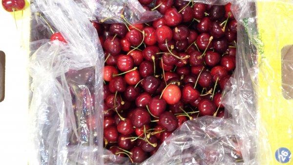 [Kaufland Berlin Schöneweide][Lokal] Kirschen für 3,30€/Kilo - Preisfehler in der Waage