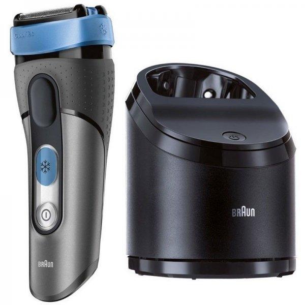 (ebay) Braun CoolTec CT5CC Wet & Dry Nass-/Trocken Rasierer mit Reinigungsstation für 99,- EUR