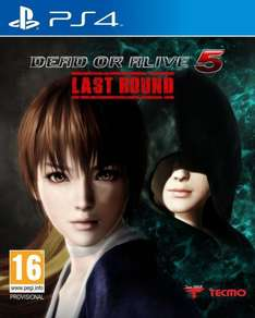 Dead or Alive 5: Last Round (PS4) für 21,28€ @Amazon.fr