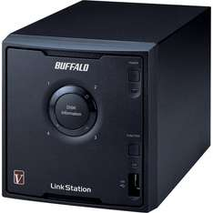 "Buffalo Technology NAS ""LinkStation Pro Quad"" für 154,85 €, @ZackZack"