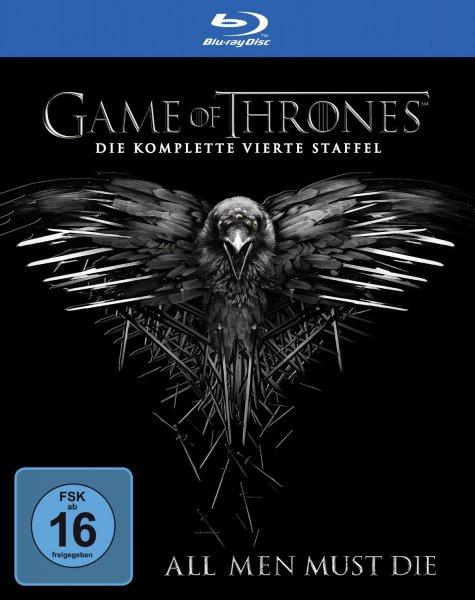 [lokal Saturn Darmstadt und Weiterstadt] Geburtstagsangebote die Zweite: Game of Thrones Staffel 4 Blu-Ray für 21,- Euro und LG 49LF5400 LED TV für 399,-Euro - Sammeldeal