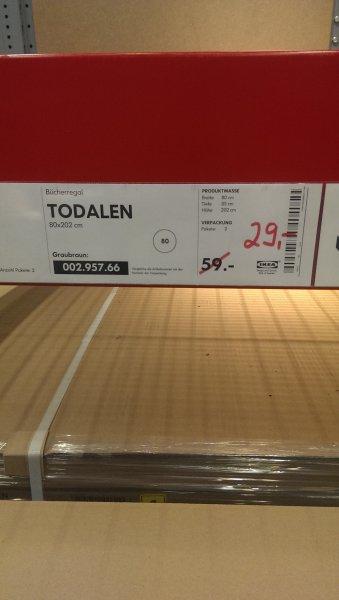 [Ikea Essen]  TODALEN Bücherregal für 29€