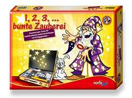 [Amazon-Prime] Noris - 1,2,3, ... bunte Zauberei, Kinderspiel
