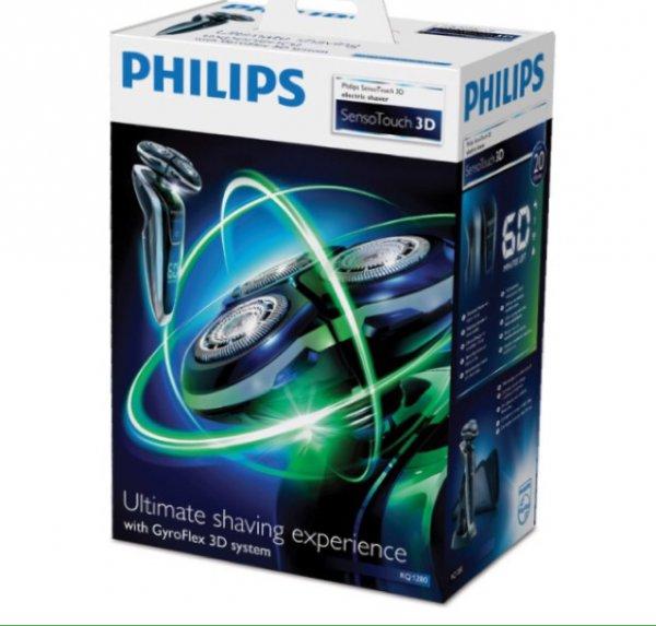 AMAZON PHILIPS RQ1280/17 senso Touch 3D Nass und Trockenrasierer
