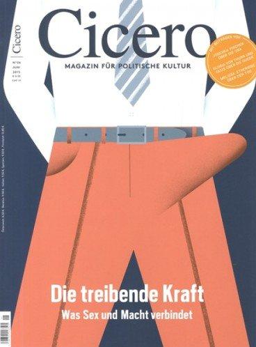 """6 Ausgaben """"Cicero"""" für 46,50€ mit 40,00€ Amazon-Gutschein - Effektivpreis: 6,50€"""