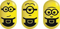tic tac BANANA MINIONS - Dragees (Limited Edition) - 98g Packung (200 tic tac minions) für 1,89€ [offline @Rossmann]