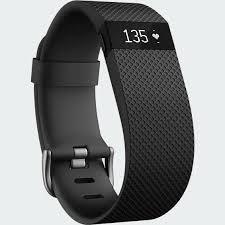 Fitbit Charge HR black Small [ausverkauft]