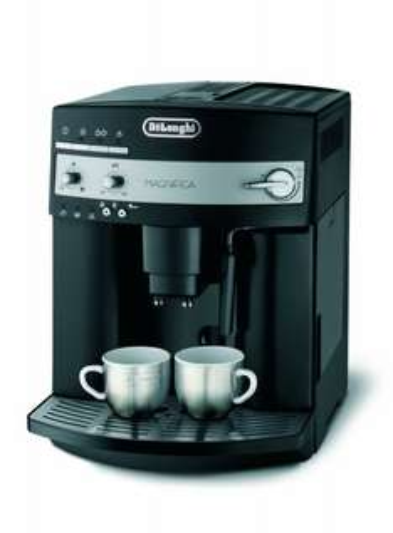 ( AMAZON ) DeLonghi ESAM 3000.B Kaffee-Vollautomat (1.8 l, 15 bar, Dampfdüse)