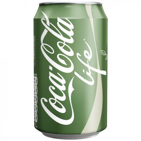 [Lokal Münster] Gratis Coca Cola Life 0.2l Glasflasche + 0,15 Cent Pfand