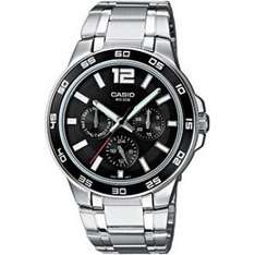 Casio Collection (MTP-1300D-1AVEF) Herren-Uhr für 48,56 € @Chic Time