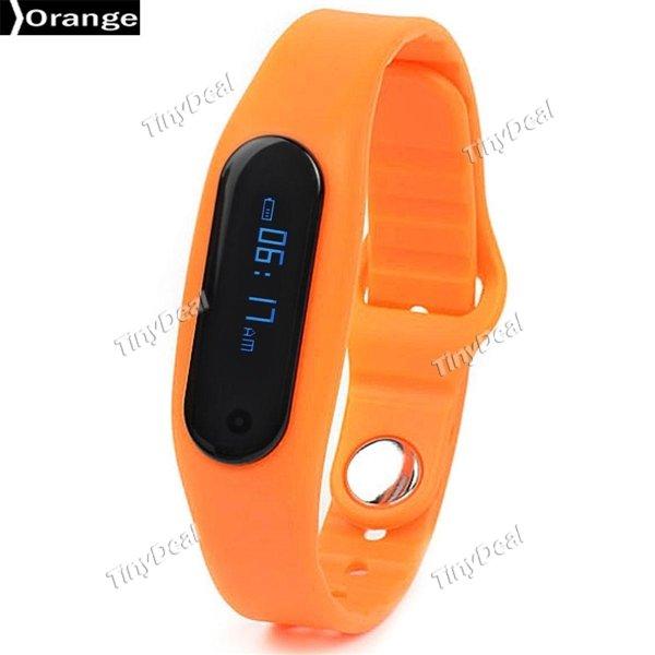 Smart Armband E06 mit Display [China - TINYDEAL]