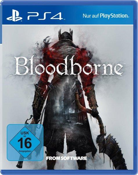 [eBay neu] Bloodborne PS4 Spiel neu & eingeschweißt 44,69 inkl. Versand