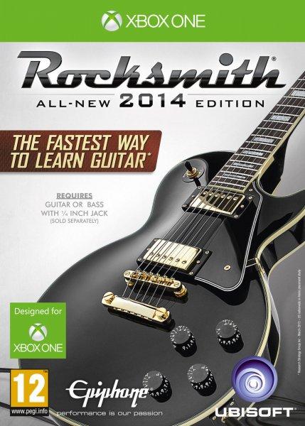 [ebay.de] Rocksmith 2014 für Xbox One - ohne Kabel