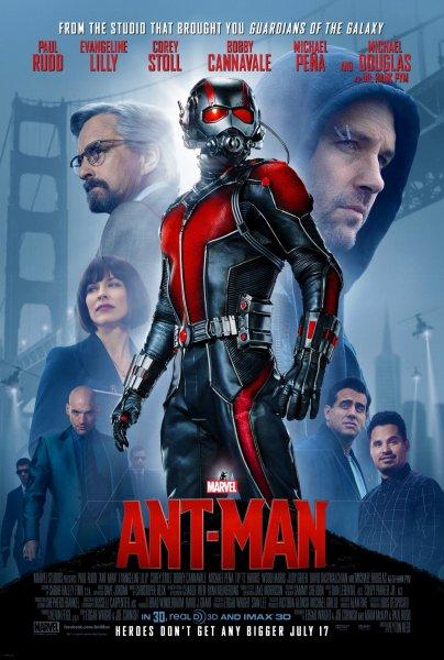 [Gratis ins Kino] Ant-Man (OV) in Köln, Hamburg, Berlin