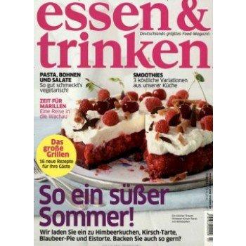 Zeitschrift Essen und trinken 07/2015 gratis als e-paper download
