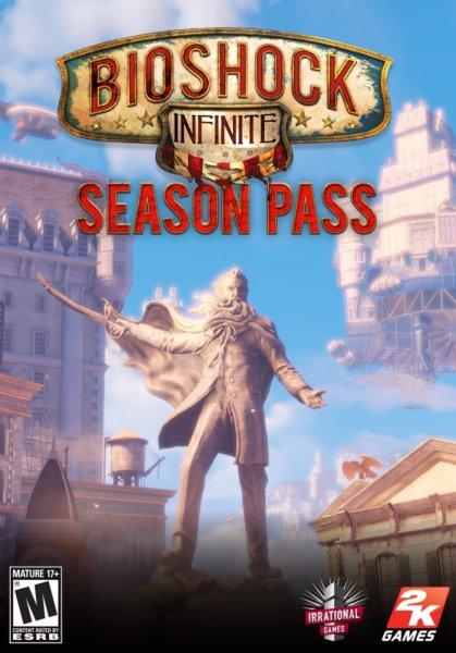 [Steam] BioShock Infinite: Season Pass für 4€ Hauptspiel für 6€ @ GMG  (BS1 oder BS 2 für je 4€)