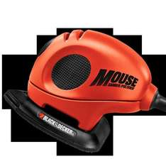 ( PENNY )BLACK & DECKER Schleif-Mouse KA 161