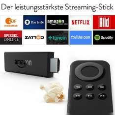 Amazon Fire TV Stick für 24€ und Fire TV für 69€ @ Amazon Prime Day