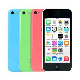 [ebay WOW] Apple iPhone 5c 8 GB Smartphone (iOS 8) pink und weiß - Generalüberholt vom Fachhändler!