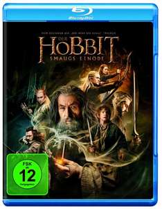 [Amazon/Rebuy] Der Hobbit: Smaugs Einöde Blu-ray - Sehr Gut
