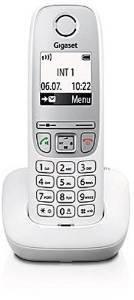 Gigaset A415 Dect-Schnurlostelefon, weiß Ohne AB. @ Amazon Prime Day WHD (15% Prime Rabatt) für 20,77 €.