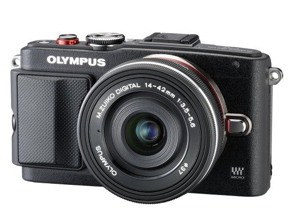 Olympus Pen E-PL6 Kit 14-42 mm EZ schwarz für 379€ @Amazon Prime Day
