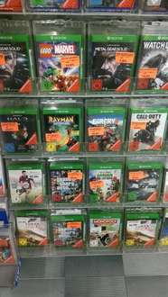 [Toys r Us in Harburg im Marktkauf Center] Xbox One Spiele sehr günstig lokal