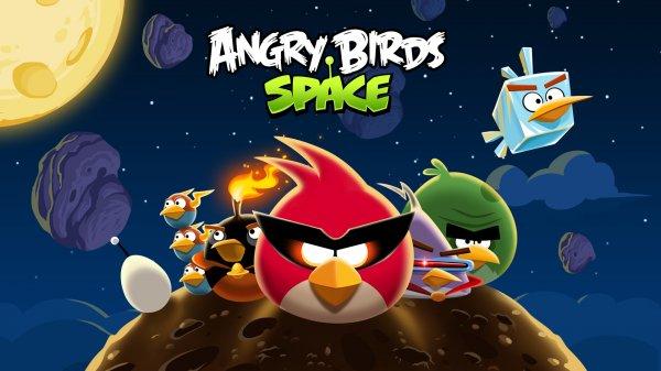 "[iPhone/iPad]""Angry Birds Space"" von Rovio Entertainment Gratis"