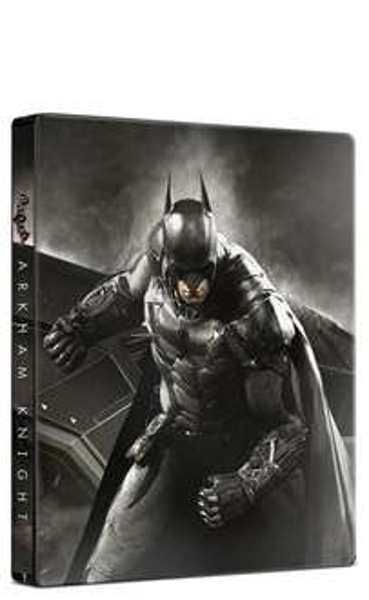 [Amazon Prime Day] Batman: Arkham Knight - Special Steelbook Edition [PlayStation 4] + Vorbestellbonus + Exklusiver Bonus