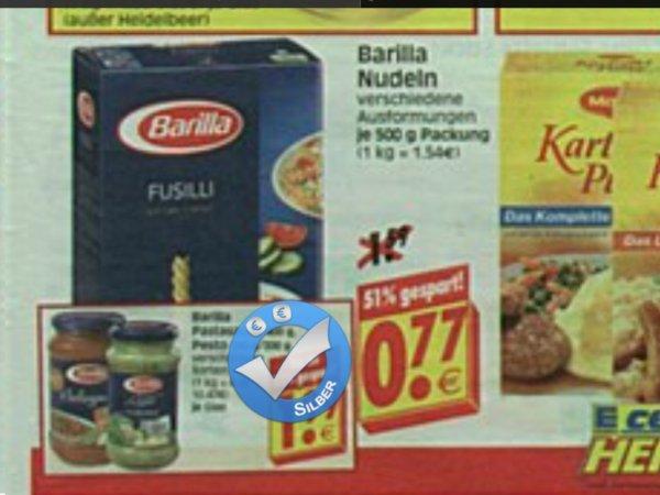 Barilla Pesto für 0,99€ bei Herkules unter Einsatz des 1€ Coupons