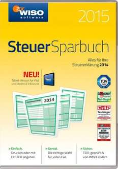 [Amazon Prime Day] WISO Steuersparbuch 2015