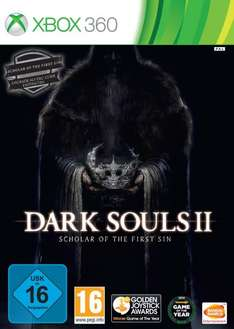 [AMAZON PRIME DAY] Dark Souls II: Scholar of the First Sin - [Xbox 360] BESTPREIS