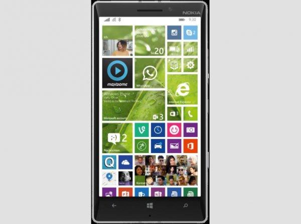 """[ Saturn Late Night] Nokia Lumia 930, Windows Phone, GSM / UMTS, 4G LTE, 32 GB, 5"""", Verschiedene Farben für ab 294,-€"""