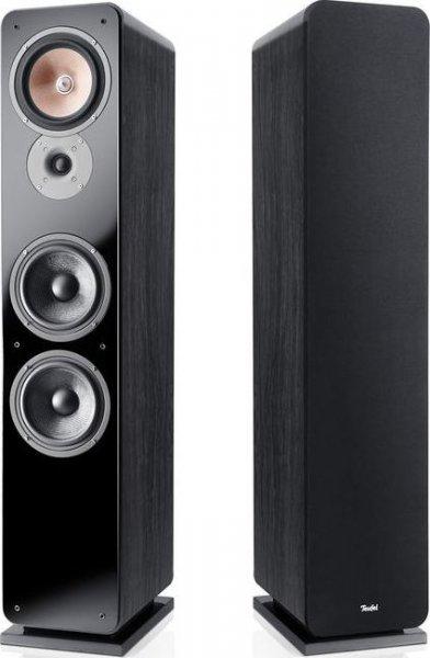 2 Stück Teufel Ultima 40 Mk2 Standlautsprecher schwarz, für nur 349,00, versandkostenfrei bei @Ebay