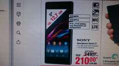 Lokal Metro Augsburg Sony Xperia Z1 (NICHT Compact) 249,90