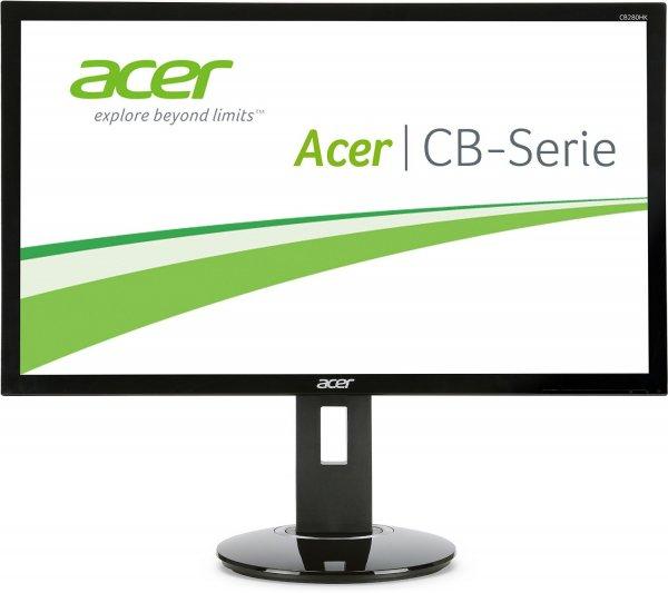 "Acer CB280HKbmjdppr für 299€ - 28"" UHD Monitor mit Pivot und Swivel-Funktion"