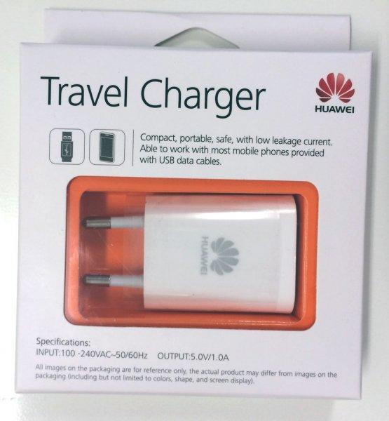 Huawei Travel Charger Universal Marken Netzteil 4,95€
