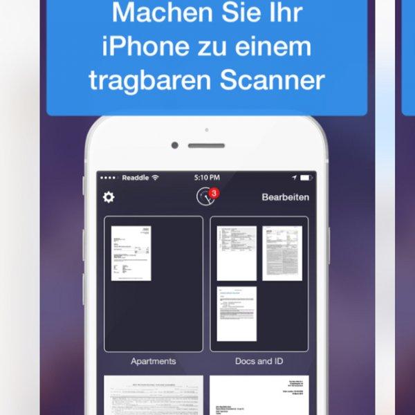 Scanner Pro 6 (Ios)