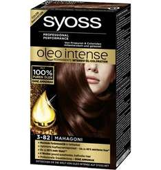 [MÜLLER bundesweit] KW30 Syoss Oleo Intense Öl-Coloration oder Syoss Mixing Colors Coloration (versch. Nuancen) für 1,79 € bzw. 1,51 € (Angebot + Coupon + 10% Rossmann Coupon) [20.07.2015 - 25.07.2015]