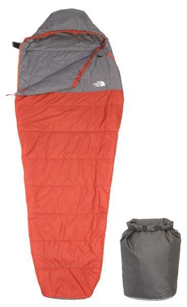 [SportScheck.de] The North Face - Aleutian 55/13 - Kunstfaserschlafsack für 41€