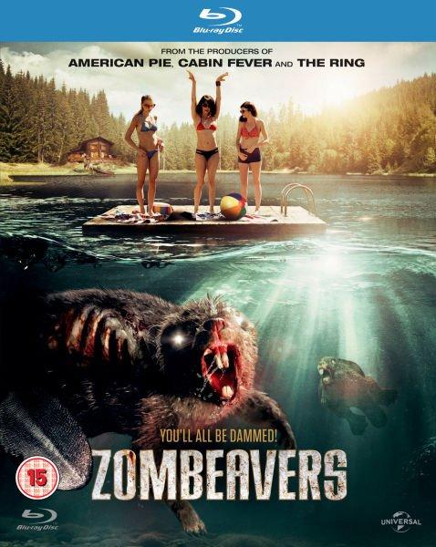 Zombeavers + ein weiterer Film (z.B. Jaws) für 11.70€ bei zavvi.com
