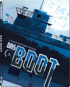 [Zavvi] Das Boot - Limited Edition Steelbook Blu-ray