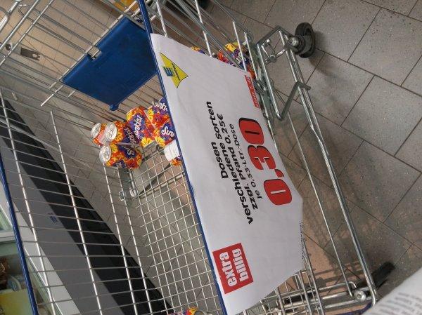 [Lokal Berlin Edeka] Sunkist 0,33l vers Sorten für 0,30€