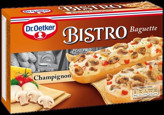 [KAUFLAND BAY u. BaWü] KW29 Dr. Oetker Bistro Baguettes (2St.= 250 g-Packg., versch. Sorten, gefroren) 0,88 € (Angebot) [16.07.2015 - 18.07.2015]