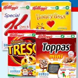 [KRÜMET] Kellogg's Special K // Honey Bsss // Tresor // Mini Topas 375g für unglaubliche 1,49€