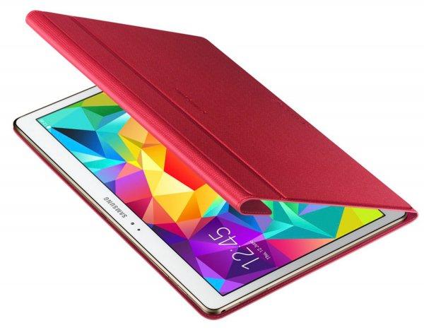 [Amazon/Hessen Service 24] Samsung Case Cover für Galaxy Tab S 10.5 Zoll - Rot (Idealo 36,20)