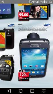 [famila Nordwest] Samsung Galaxy S4 Zoom LTE