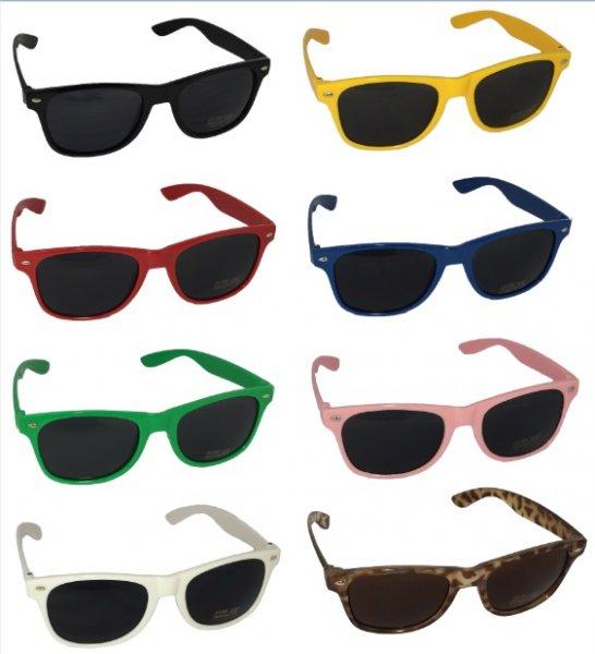 Sonnenbrille Wayfarer Atzen Nerd für Damen u. Herren ab 2,99 EUR inkl. Versand