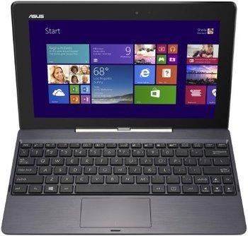 """[Notebooksbilliger.de] Asus T100TAF-DK001B Transformer Book / 10,1"""" / Intel Atom Z3735G / 1GB / 32GB eMMC / Windows 8.1  für 199,-€ Versandkostenfrei"""