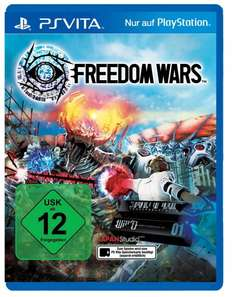 [Amazon DE] Freedom Wars PS Vita für 23,93 €